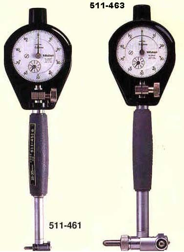 bore gage short leg type