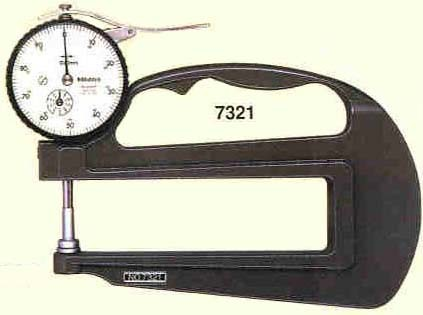 dial thickness gage_7321