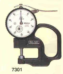 dial thickness gage_7301
