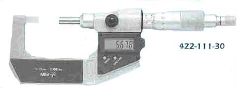 digimatic blade micrometers