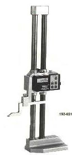 heavy duty digimatic height gages