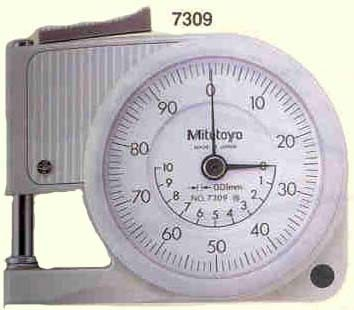 pocket thickness gages