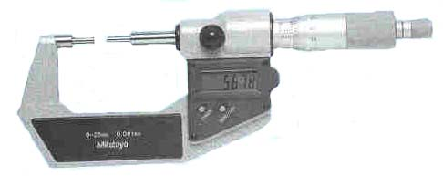 spline micrometers