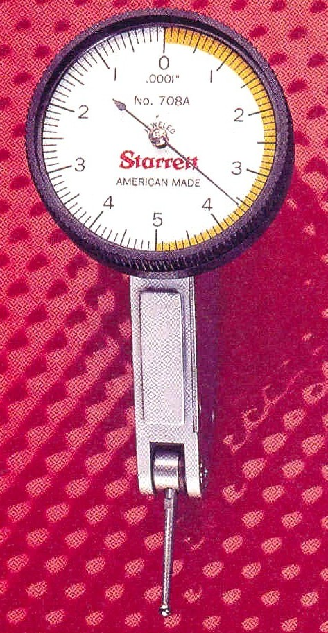 starrett dial test indicators, lever type dial gauges